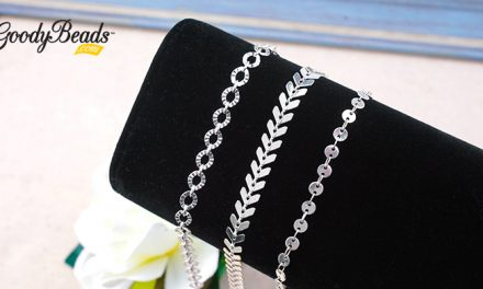 Easy DIY Chain Bracelets