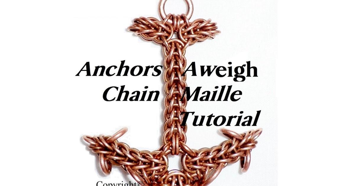 Innovative Chain Maile Weave Tutorials by BrilliantTwistedSkulls