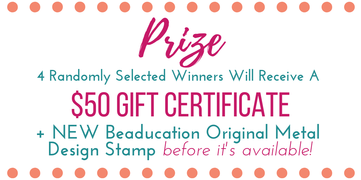 2019 National Craft Month Giveaways!