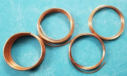 Copper Jewelry Making – Tools, Techniques, Tips, & Projects for beginners