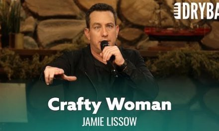 Never Marry a Crafty Woman by Jamie Lissow