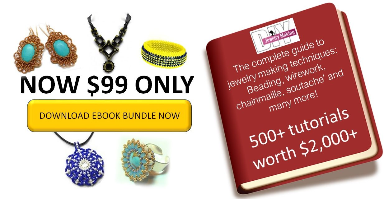 eBook Bundle: The Complete Guide to Jewelry Making Techniques
