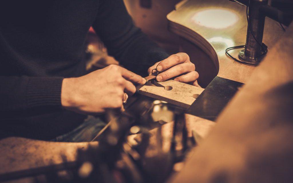Building A Student Jewellery Tool Kit