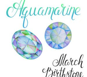 Why Aquamarine Birthstone Jewelry is Perfect for March