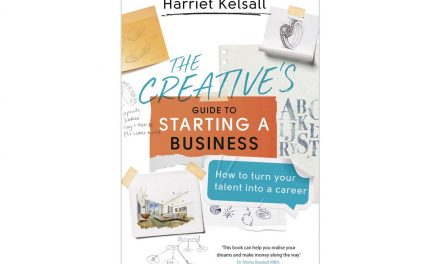 Book Review of The Creative's Guide to Starting a Business