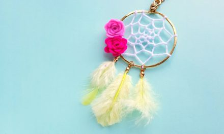 Dreamcatcher Pendant – Easy Jewelry Making tutorial