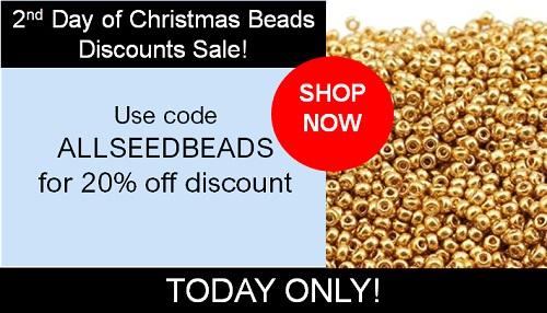 2nd Day of Christmas Beads Discounts