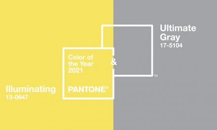 Pantone 2021 Color of the Year Ultimate Gray Illuminating