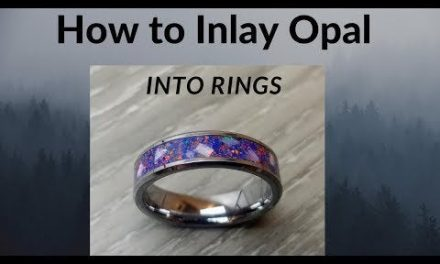 What should I use for a top coat on my ring? : jewelrymaking