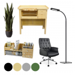 Furniture, Lighting and Organization — Maker Monologues