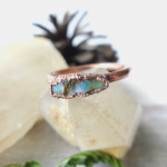 Copper Electroforming Using Opals — Maker Monologues