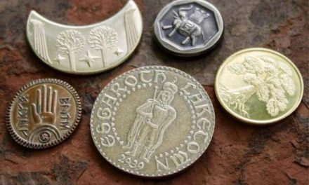 Amazing Fantasy Coins by Shire Post Mint