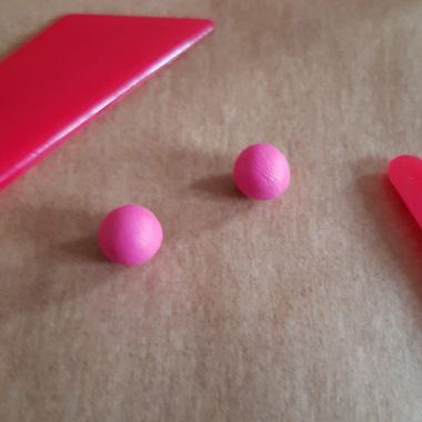 Raspberry Clay Jewellery | Polymer Clay Designs | How To | Blog