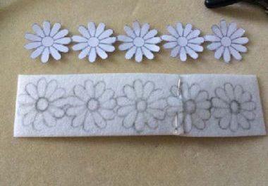 Daisy Chain Headband – by Poppy Byford | Project Tutorial | Blog