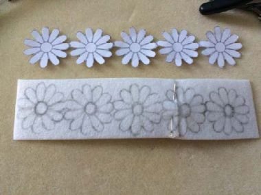 Daisy Chain Headband – by Poppy Byford | Project Tutorial | Blog
