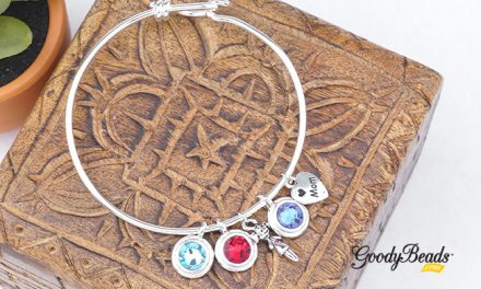 Happy Mother's Day with an Easy DIY Bracelet with TierraCast Charms & More! –